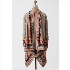 Anthropologie Sparrow Promises to Keep Cardigan M